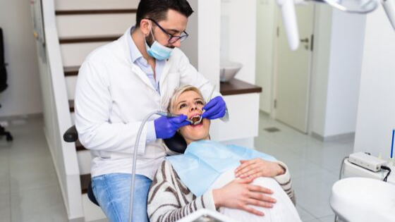 Dentist during pregnancy