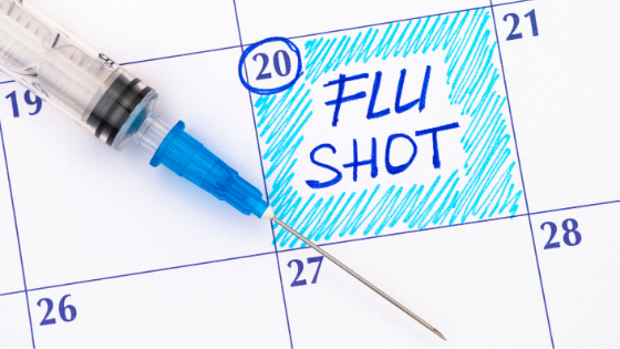 Flu shot during pregnancy